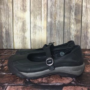 Keen Leather Mary Janes